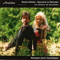 Discographie de Beata Halska - musique-juive-hassidique