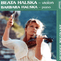 discographie de Beata Halska - musique Polonaise